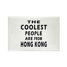 The Coolest Hong Kong Designs Rectangle Magnet