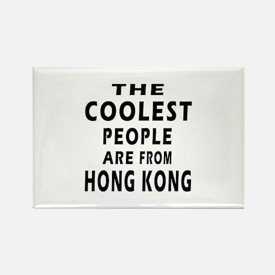 The Coolest Hong Kong Designs Rectangle Magnet