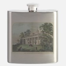 The home of Washington, Mount Vernon, VA - 1872 Fl