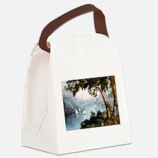 The Hudson highlands - 1871 Canvas Lunch Bag