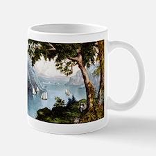 The Hudson highlands - 1871 Mug