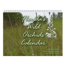 Florida Wild Orchids Calendar