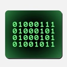 Binary code for GEEK Mousepad