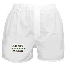Army Stars Mama Boxer Shorts