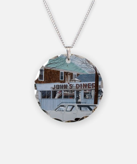 John's Diner Necklace