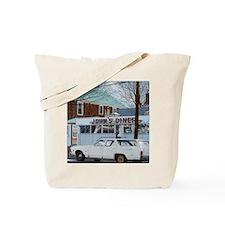 John's Diner Tote Bag