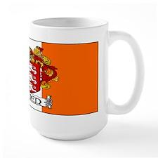 O'Brien Arms Tricolour Mug