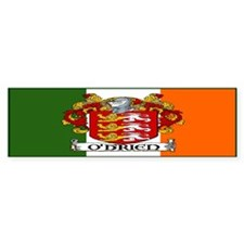 O'Brien Arms Tricolour Bumper Bumper Sticker