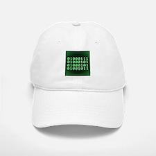 Binary code for GEEK Baseball Baseball Cap