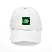 Binary code for GEEK Baseball Cap
