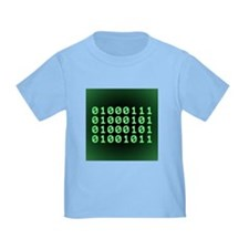 Binary code for GEEK T
