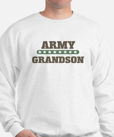 Army Stars Grandson Sweater