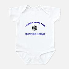 Infant Bodysuit (blue)
