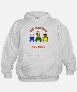 Little Brother Zoo Hoodie