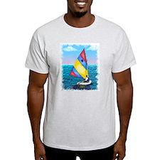 Sunfish Ash Grey T-Shirt