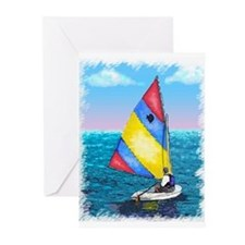 Sunfish Greeting Cards (Pk of 10)