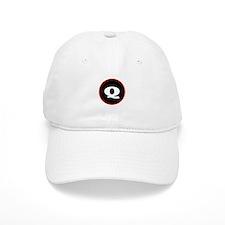 The Q Baseball Baseball Baseball Cap