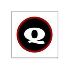 The Q Sticker
