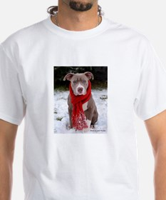 Winter Pit Bull Shirt