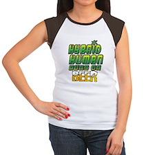 Human Hybrid Women's Cap Sleeve T-Shirt