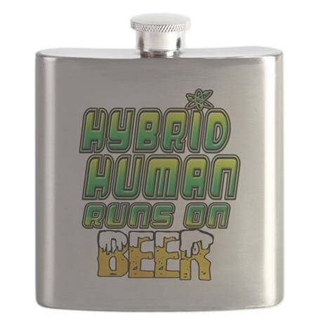 Human Hybrid Flask