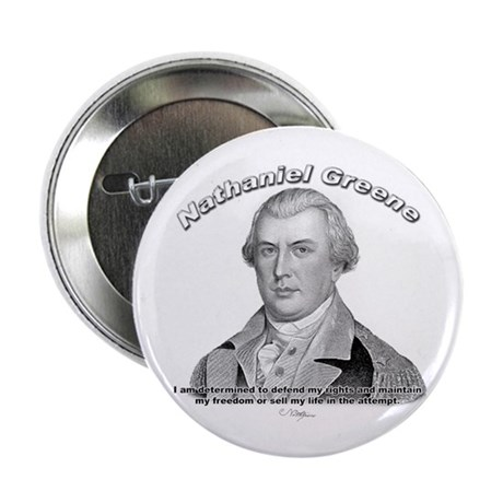 "Nathaniel Greene 01 2.25"" Button (10 pack)"