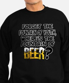 Fountain of Beer Sweatshirt