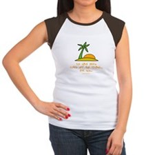 Voted Off Women's Cap Sleeve T-Shirt