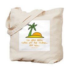 Voted Off Tote Bag