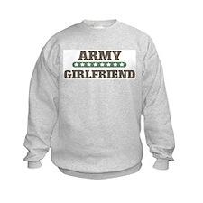 Army Stars Girlfriend Sweatshirt