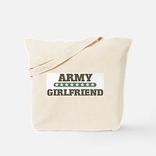 Army Stars Girlfriend Tote Bag
