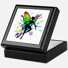Rainbow Fairy Keepsake Box