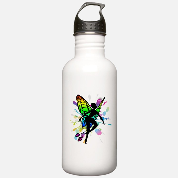 Rainbow Fairy Water Bottle