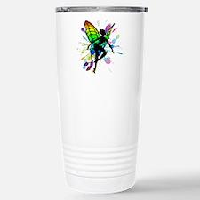 Rainbow Fairy Travel Mug