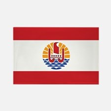 French Polynesia - Polynesie Francaise Rectangle M