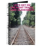 Get on the right track- cure Alzheimer's Journal