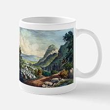 The valley of the Shenandoah - 1864 Mug