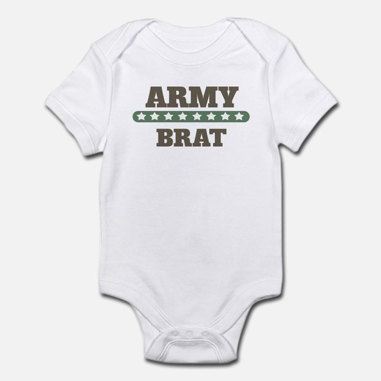 Army Brat Baby Clothes & Gifts