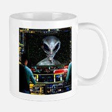 Alien Small Mug