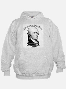 Alexander Hamilton 01 Hoodie
