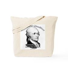 Alexander Hamilton 01 Tote Bag