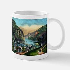 View of Harpers Ferry, Va. - 1907 Mug