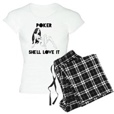 Poker She'll Love It Pajamas