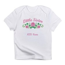 Personalized Sisters Infant T-Shirt