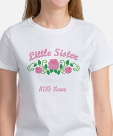 Personalized Sisters Women's T-Shirt