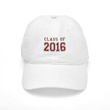 Class of 2016 Baseball Cap