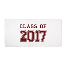 Class of 2017 Beach Towel
