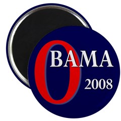 "Obama 2008 2.25"" Magnet (10 pack)"