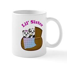 Little Sister Panda Mug
