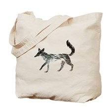 The Aging Silver Fox Tote Bag